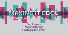 a virtual panel hosted by IEI...   Tune in Monday, Nov. 12, 3:45pm
