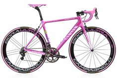 The @Canyon | Pure Cycling Ultimate CF SLX Limited Il Giro edition. It doesn't get more pink then this.