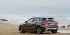 2015 Mercedes GLA-Class voted the most beautiful car in the world