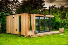 Swift Elite Garden Room Studios tailor-made and built in Cheshire, UK