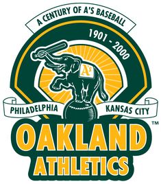 Oakland A's - would make a neat poster