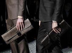 Gucci clutch for men