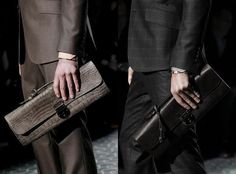 Gucci clutch for men