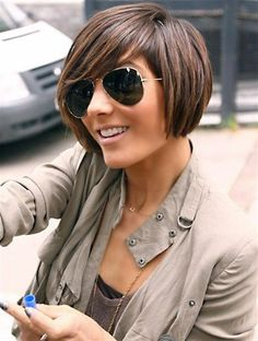Short Hair Cuts for Women - this is the same girl who I used a pic of when I chopped all my hair off! Love what she's done while growing it out...I'm definitely going for this look! But blonde.