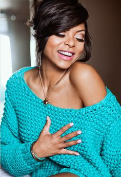 Taraji P. Henson By Allen Cooley For Upscale Magazine April 2014