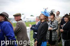 2016 Investec Epsom Derby Festival - Investec Ladies Day - Epsom Racecourse - Images - Press Association Victoria Pendleton, Epsom Derby, Ladies Day, Photo Credit, Lady