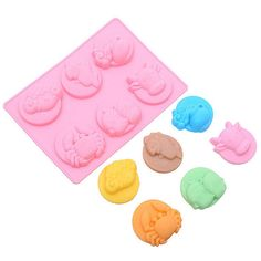 Constellation Silicone Break-Apart Chocolate, Protein and Energy Bar Mold
