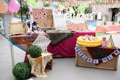 Caitlin's Coachella Themed Party – 1st Birthday - Party Doll Manila