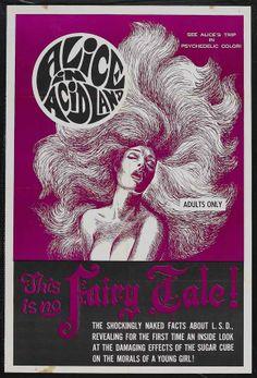 Alice in Acidland, 1969 - USA poster