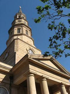 Charleston: St. Philip's Episcopal Church