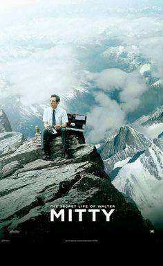 發夢王大歷險/白日夢冒險王 (The Secret Life of Walter Mitty) poster