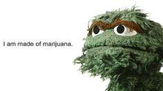 I am made of marijuana.