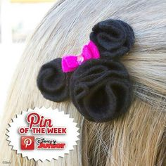 Make disney bows - no link, will try to track down