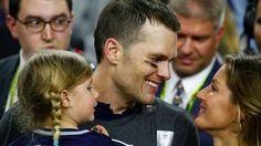 Super Bowl: Tom Brady comme Roger Federer