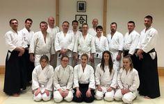 Adaults kyu exam at Aikido Shurenkan Dojo. https://www.sas-aikido.hu