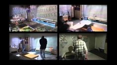 Rememeber Microsoft's balls-to-the-wall crazy IllumiRoom idea, when it wanted to use a projector-type gadget to transforms rooms into immersive gaming experiences by projecting video games all over them? Yeah, they're still doing that. It's called RoomAlive now.