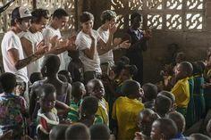 The boys in Ghana! :')