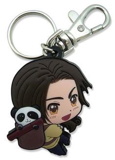 Sd Haruka Pu Keychain Great Eastern Entertainment Free!