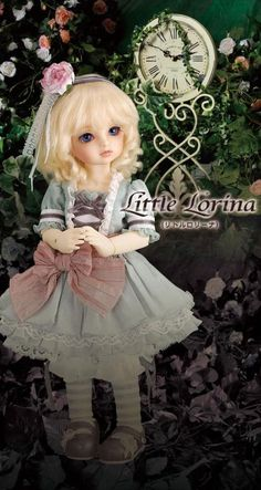 Aliexpress.com : Buy free shipping LORINA YOSD bjd doll from Reliable bjd doll suppliers on Andy Ni's store