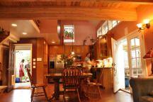 Kol's Great Room: part of ADU in Portland Oregon