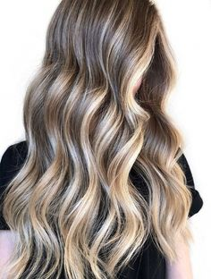 28 Top Blonde Ombre Hair Color Ideas for 2019 - Style My Hairs Blonde Ombre Hair, Ombre Hair Color, Hair Color Balayage, Brown Hair Colors, Purple Hair, Haircolor, Brown Blonde Hair, Brown Hair With Highlights, Balayage Highlights
