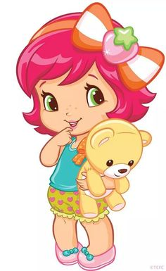 107 Best Baby Strawberry Shortcake Images Strawberry
