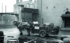 Bill Doyle, JAMESON DISTILLERY, MAY LANE, DUBLIN 1963