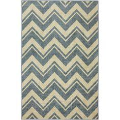 Mohawk Home Lascala Chevron Stripe Nylon Rug