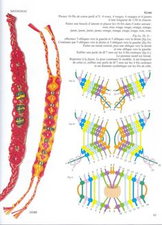 Macrame tutorial 6 by ~sofitahale on deviantART