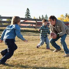 Now with a clean yard, make the football season even more enjoyable by bringing the family together to create a game day of your own! Fall Clean Up, Youth Football, Nfl Fans, Family Traditions, Great Memories, Football Season, Exercise, Activities, Traditional