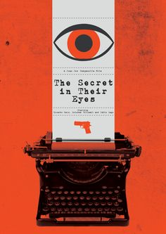 The Secret In Their Eyes movie poster (2012)