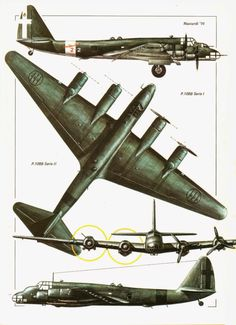 Italian Aircraft of WWII: Italian Aircraft 1939–1945–Overview
