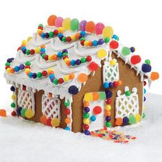 Welcome Inn Gingerbread House