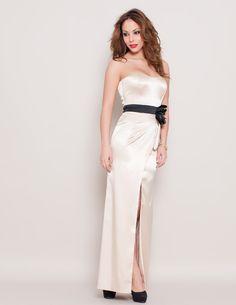 Termékeink - Art'z Modell Strapless Dress Formal, Formal Dresses, Jumpsuit, Fashion, Overalls, Monkeys, Moda, Formal Gowns, La Mode