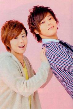 Kis-My-Ft2 Hiromitsu Kitayama Taisuke Fujigaya