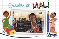 Agua y educación hoy para que los niños de Malí tengan un futuro mejor el día de mañana. Es el compromiso de Foxy y UNICEF en su programa de colaboración en el país africano. En el Día Mundial de la Asistencia Humanitaria, te invitamos a que tú también ayudes a los que lo necesiten. Aportando tu apoyo a sus vidas recibirás en la tuya más de lo que puedas pensar.