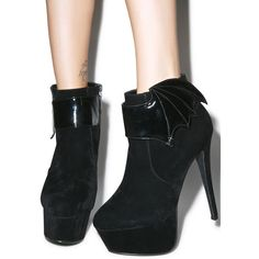 f92b813678f7d Iron Fist Night Stalker Platform Booties ( 75) ❤ liked on Polyvore featuring  shoes