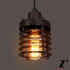 Edison bulbs Vintage wrought iron Pendant light lamp iron cage  Free shipping