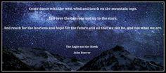 John Denver. Colorado quote :)
