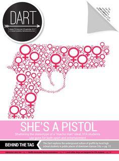 ISSUU - The Dart Vol. 73 issue 1 by DartNewsOnline