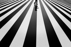 Lines #blackandwhite #graphic #landscape