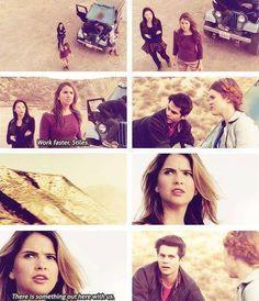 Teen Wolf  #season4