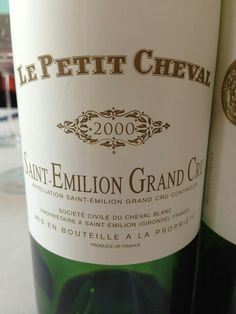 Have a glass of St. Saint Emilion, Grand Cru, Bacchus, Red Wine, Champagne, Chocolate, Bottle, Glass, Drinkware
