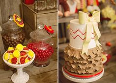 Curious George Guest Dessert Feature | Amy Atlas Events