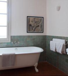 Classic Bathroom, Clawfoot Bathtub, Bad, Interior Inspiration, Home, Decoration, Bathrooms, Future, Decor