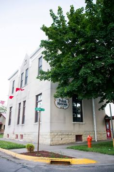 """Connect with Winona's (and maybe your own!) Polish heritage at the Polish Museum. They have several exhibits and sponsor festivals--like the Smaczne Jablka or """"Happy Apple Festival"""" and holiday celebrations of Polish culture throughout the year. Apple Festival, Sea To Shining Sea, Festivals, Places To See, Celebrations, Connect, Sidewalk, Polish, Museum"""