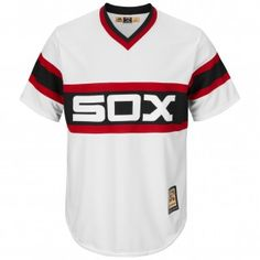 55f579406f9 Chicago White Sox Majestic MLB Harold Baines 2015 Cool Base Cooperstown  Jersey (White) Chicago