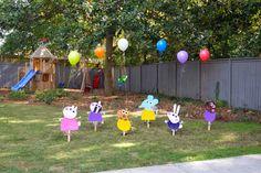 color drunk: Peppa Pig Birthday
