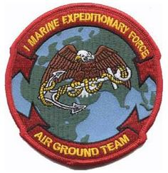 1st MEF Marine Expeditionary Force