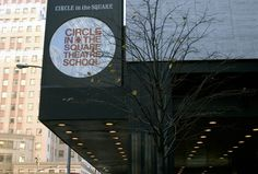 The Circle In The Square Theatre is located on the north side of 50th Street, just off of Broadway. Designed by architect Alan Sayles...